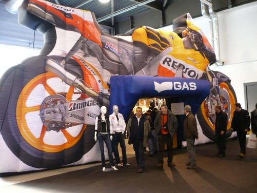 Motor Bike Expo Verona 2010 - Foto 3 di 88