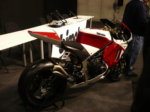 Motor Bike Expo Verona 2010 - Foto 4 di 88