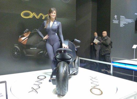 Peugeot supertrike Onyx Concept Scooter - Foto 3 di 21