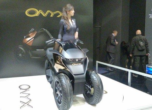 Peugeot supertrike Onyx Concept Scooter - Foto 5 di 21