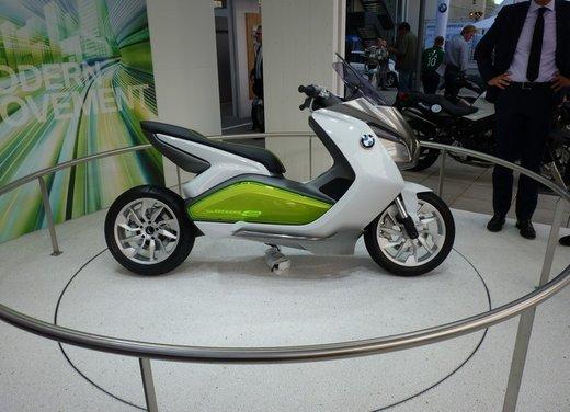 BMW Concept e - Foto 5 di 38