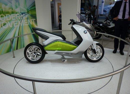 BMW Concept e - Foto 3 di 38