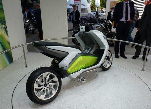BMW Concept e - Foto 7 di 38