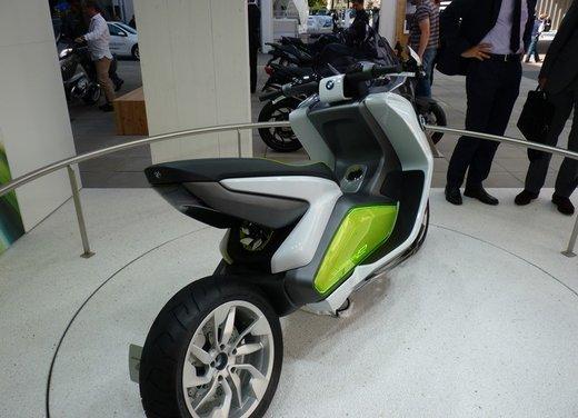 BMW Concept e - Foto 8 di 38