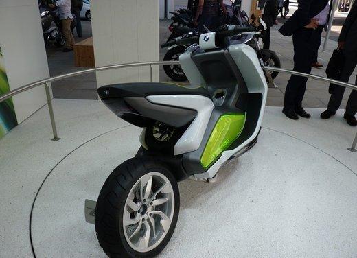 BMW Concept e - Foto 9 di 38