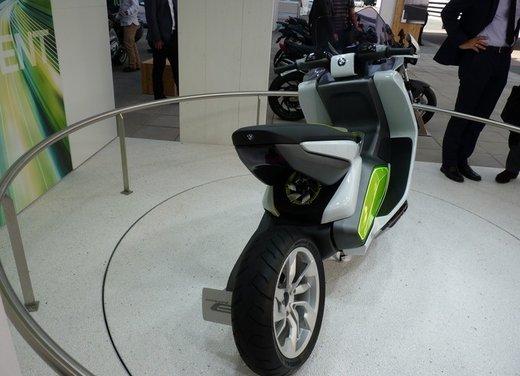 BMW Concept e - Foto 11 di 38