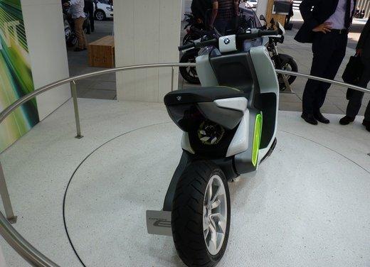 BMW Concept e - Foto 12 di 38