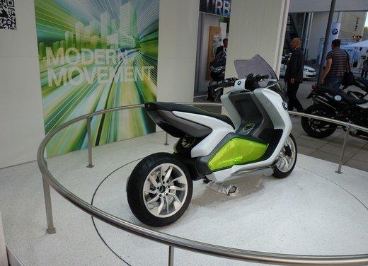 BMW Concept e - Foto 6 di 38
