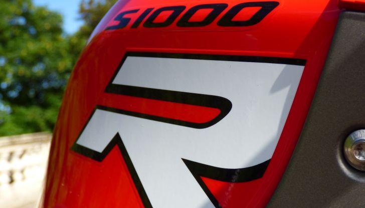 BMW S 1000 R, prova su strada:  Red Naked Redemption! - Foto 20 di 36