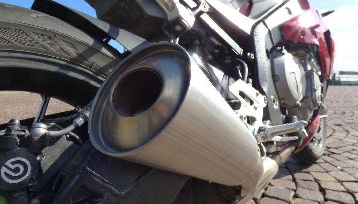 BMW S 1000 R, prova su strada:  Red Naked Redemption! - Foto 25 di 36