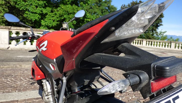 BMW S 1000 R, prova su strada:  Red Naked Redemption! - Foto 36 di 36