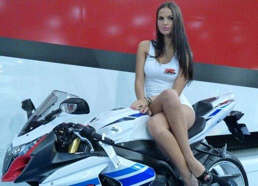 Tutte le più belle ragazze del Motor Bike Expo 2013 - Foto 2 di 16