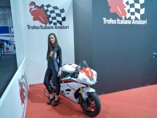 Tutte le più belle ragazze del Motor Bike Expo 2013 - Foto 9 di 16