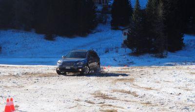 La guida sicura secondo Subaru