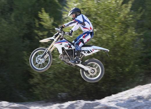 BMW Husqvarna Motorsport Team