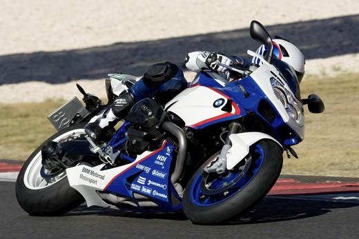 BMW HP2 Sport Motorsport - Foto 5 di 16