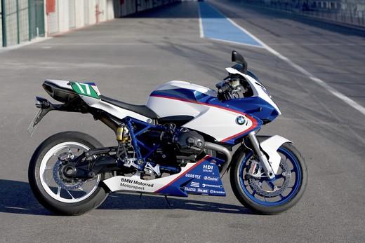 BMW HP2 Sport Motorsport - Foto 12 di 16