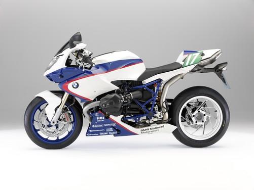BMW HP2 Sport Motorsport - Foto 13 di 16