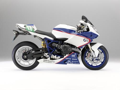 BMW HP2 Sport Motorsport - Foto 14 di 16