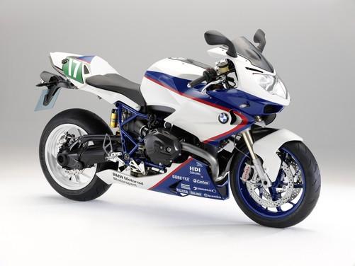 BMW HP2 Sport Motorsport - Foto 15 di 16