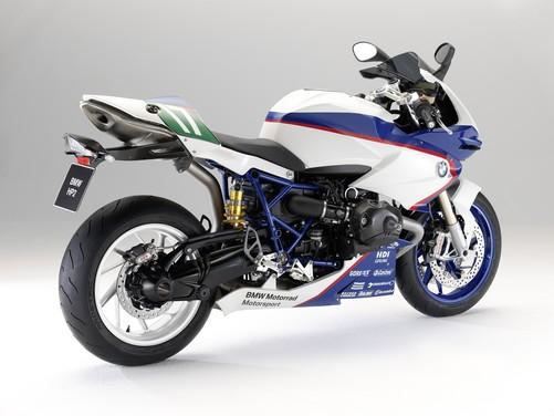 BMW HP2 Sport Motorsport - Foto 16 di 16