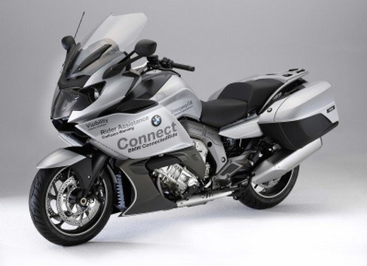 BMW Motorrad Innovation Day 2011: presentato il ConnectedRide