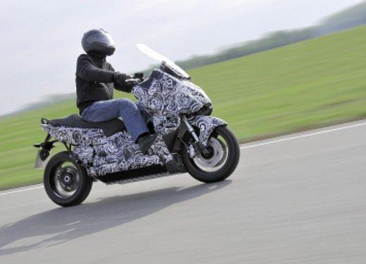 BMW E-Scooter: primi dettagli dello scooter elettrico