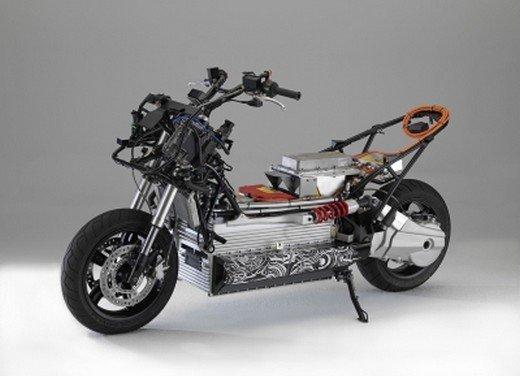 BMW E-Scooter: primi dettagli dello scooter elettrico - Foto 13 di 20