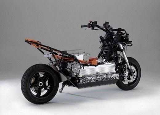 BMW E-Scooter: primi dettagli dello scooter elettrico - Foto 14 di 20
