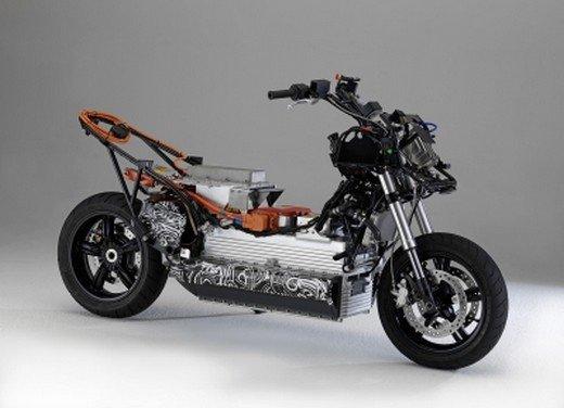 BMW E-Scooter: primi dettagli dello scooter elettrico - Foto 15 di 20