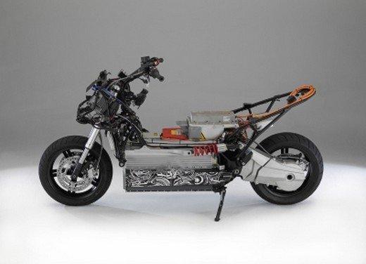 BMW E-Scooter: primi dettagli dello scooter elettrico - Foto 17 di 20