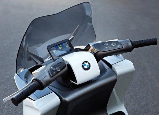 BMW Concept e - Foto 18 di 38