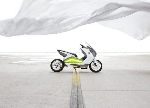 BMW Concept e - Foto 23 di 38