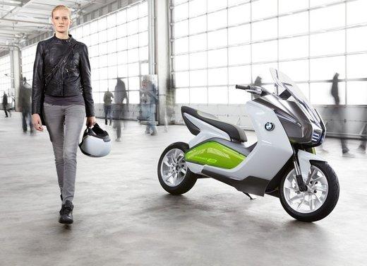 BMW Concept e - Foto 25 di 38