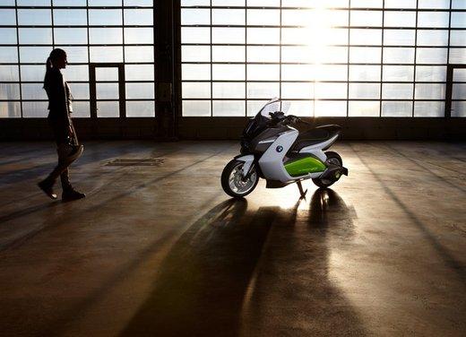 BMW Concept e - Foto 27 di 38