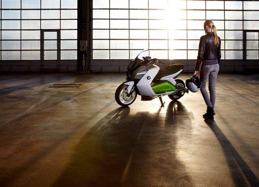 BMW Concept e - Foto 28 di 38