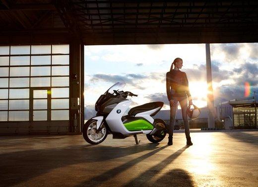BMW Concept e - Foto 31 di 38
