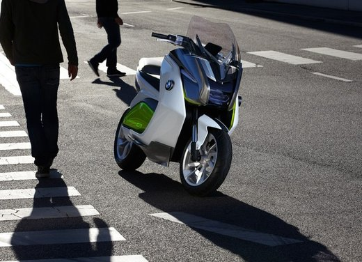 BMW Concept e - Foto 32 di 38