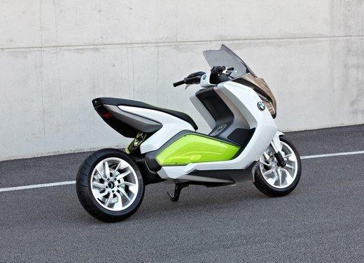 BMW Concept e - Foto 34 di 38