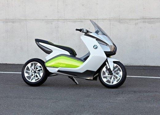 BMW Concept e - Foto 35 di 38