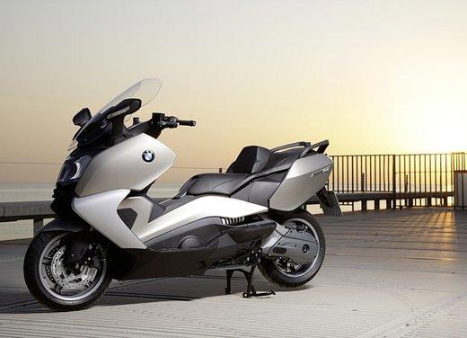 BMW C 650 GT video ufficiale del maxi scooter turistico BMW - Foto 66 di 76