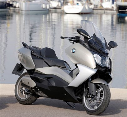 BMW C 650 GT video ufficiale del maxi scooter turistico BMW - Foto 71 di 76