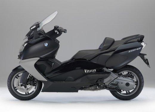 BMW C 650 GT video ufficiale del maxi scooter turistico BMW - Foto 19 di 76