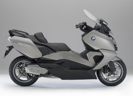 BMW C 650 GT video ufficiale del maxi scooter turistico BMW - Foto 14 di 76