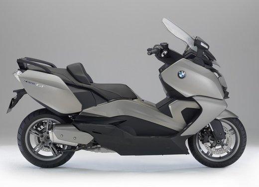 BMW C 650 GT video ufficiale del maxi scooter turistico BMW - Foto 14 di 76