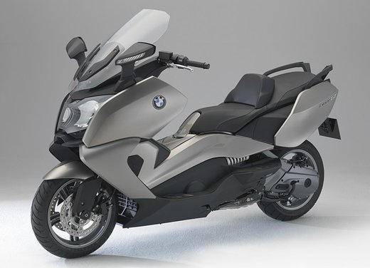 BMW C 650 GT video ufficiale del maxi scooter turistico BMW - Foto 21 di 76