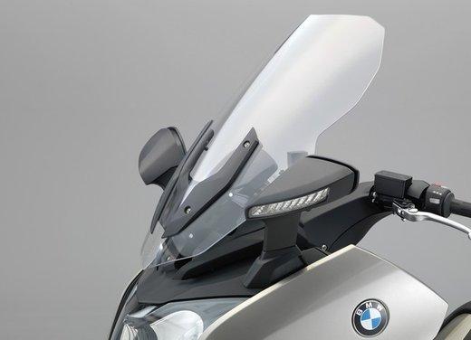 BMW C 650 GT video ufficiale del maxi scooter turistico BMW - Foto 25 di 76