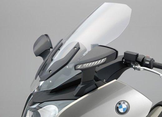 BMW C 650 GT video ufficiale del maxi scooter turistico BMW - Foto 24 di 76