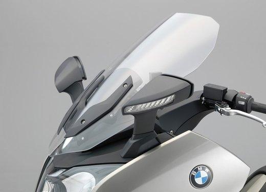 BMW C 650 GT video ufficiale del maxi scooter turistico BMW - Foto 23 di 76
