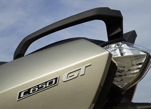 BMW C 650 GT - Foto 49 di 76